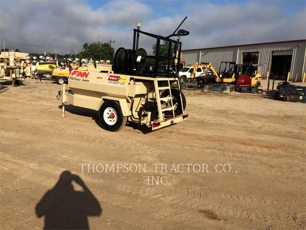 Finn T60T, Przyczepy zbożowe, Maszyny rolnicze