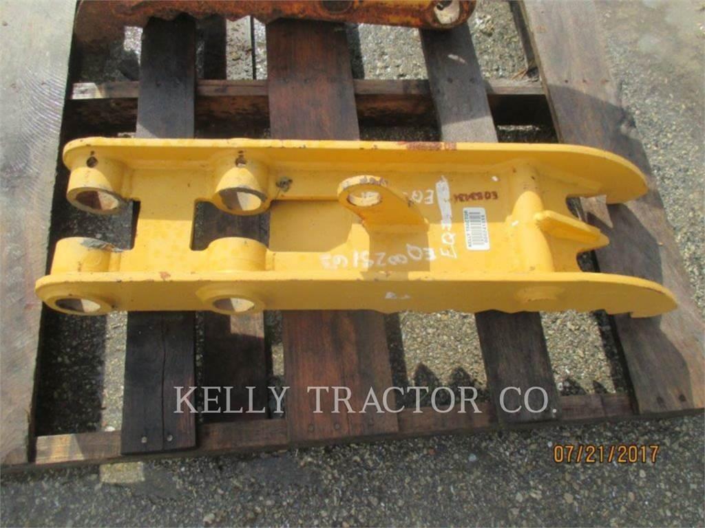 Fleco THUMB FOR 304CCR MINI EXCAVATOR, Enganches rápidos, Construcción