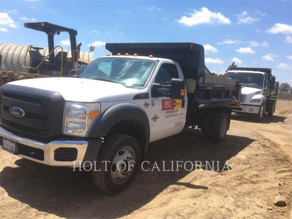 Ford DUMP TRK 3, camiones de descarga, Transporte