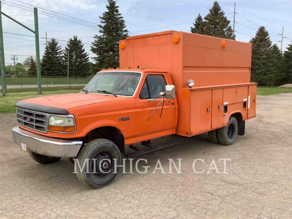Ford F-450, on highway trucks, Transport