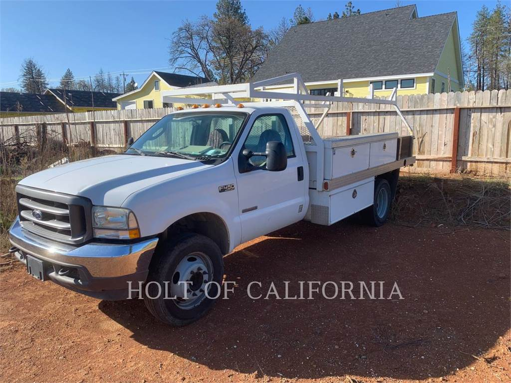 Ford F450, utility vehicles / carts, Grounds Care
