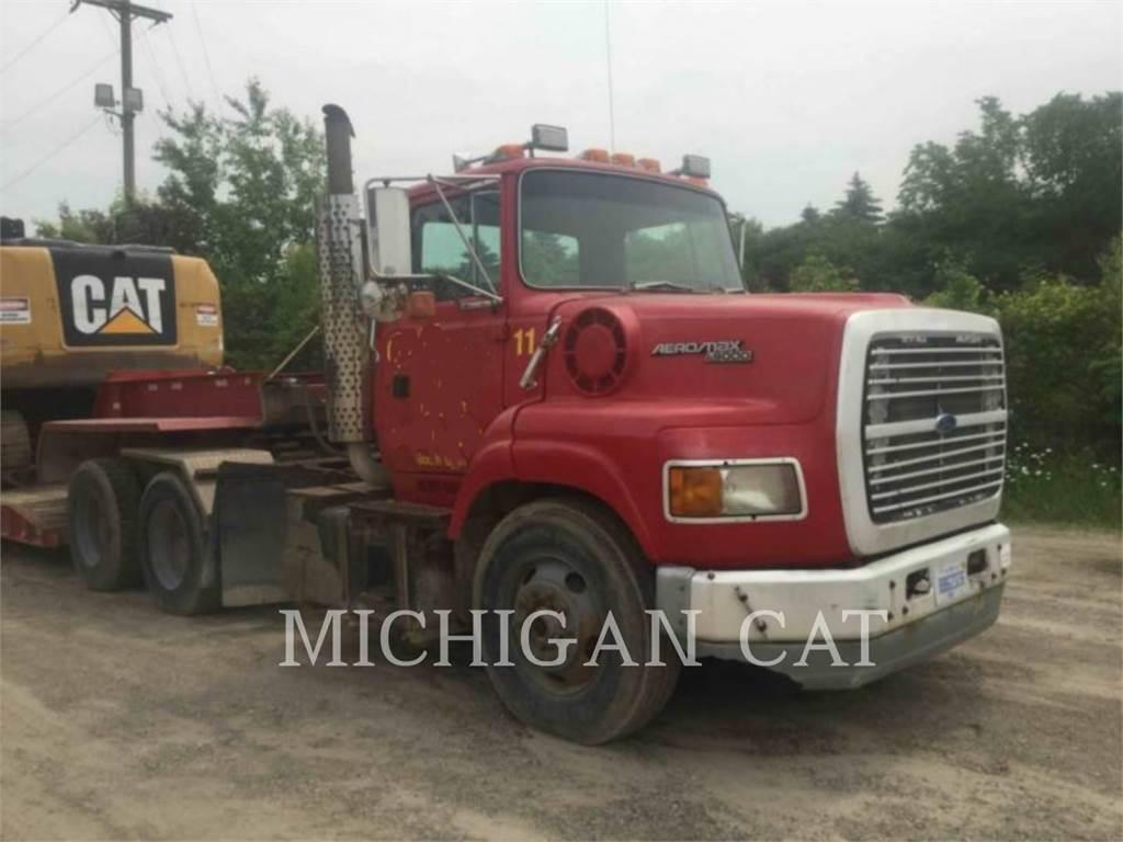 Ford L9000, camiones de carreter, Transporte