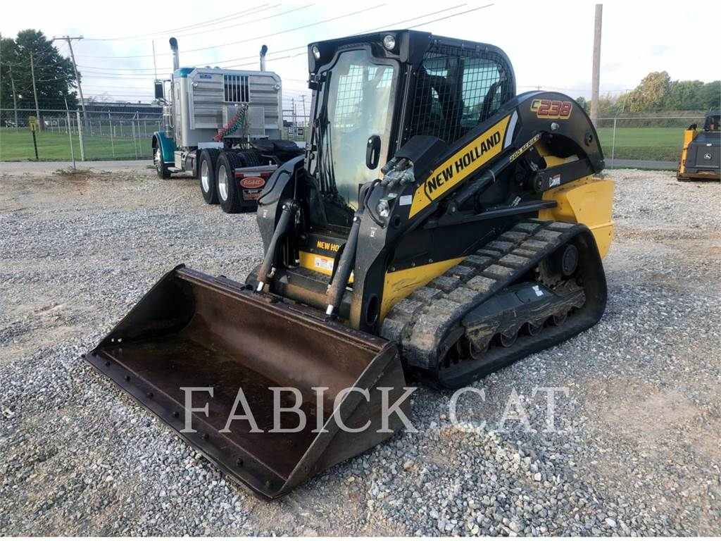 Ford / New Holland C238, Skid Steer Loaders, Construction