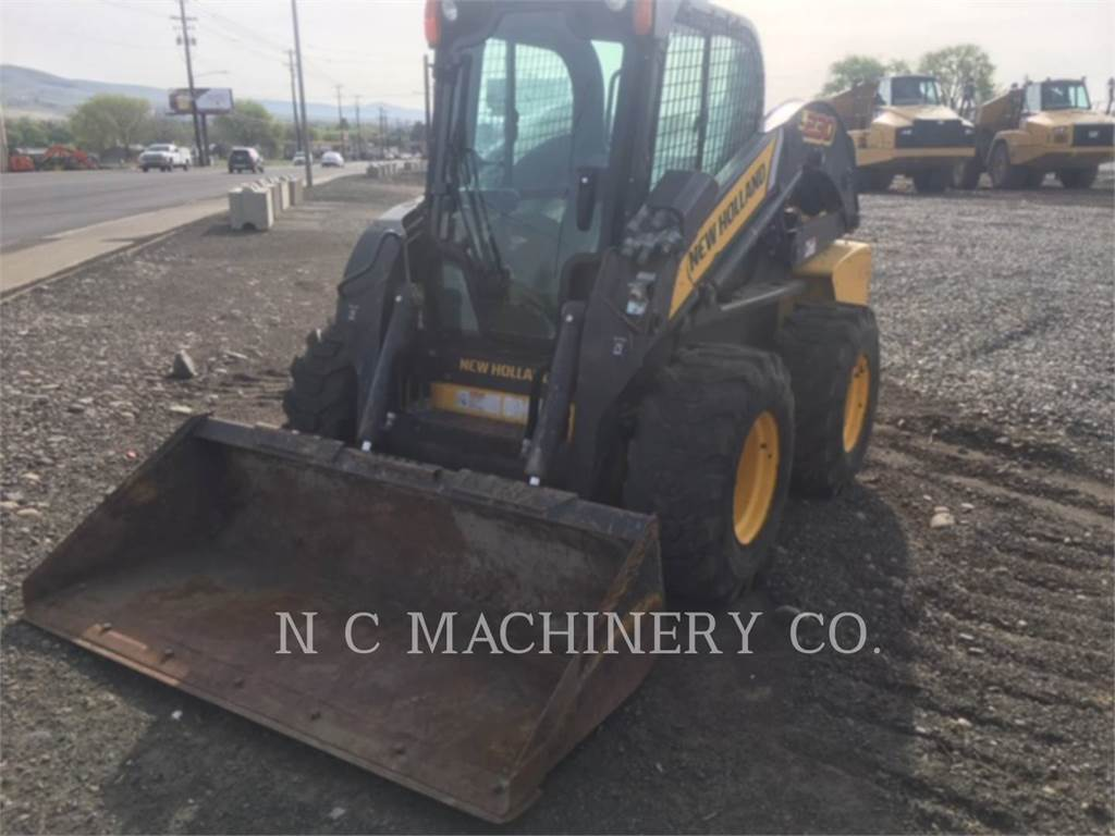 Ford / New Holland L230, Skid Steer Loaders, Construction