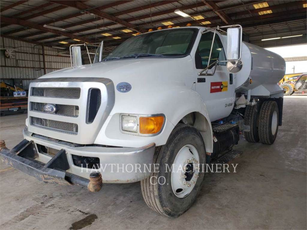 Ford / New Holland WATERTRUCK, water trucks, Transport