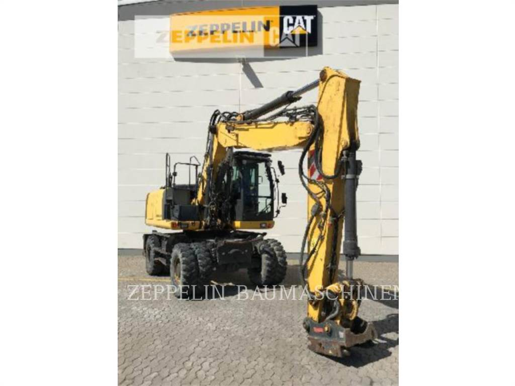 Ford / New Holland WE190, wheel excavator, Construction