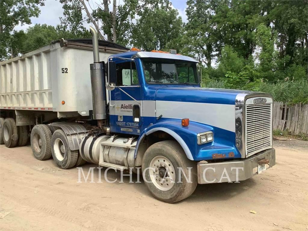 Freightliner CONVENT, on highway trucks, Transport