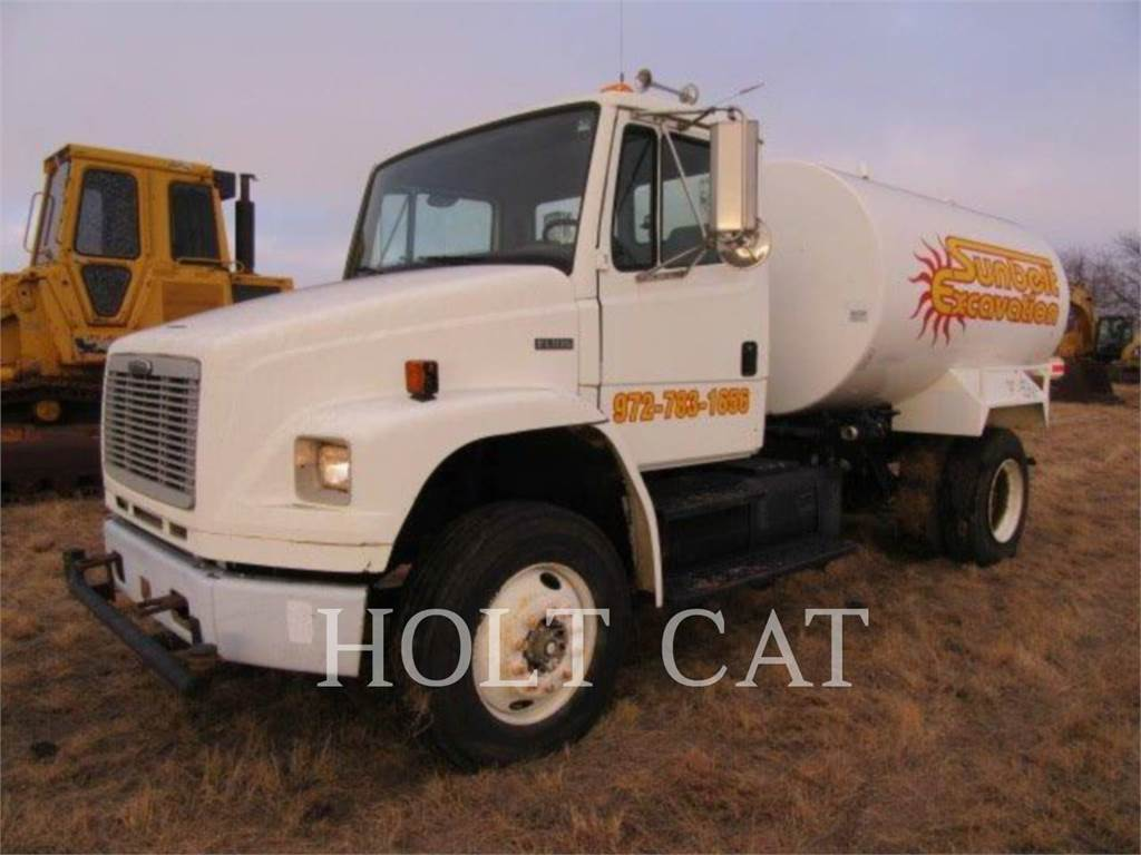 Freightliner FL106, water trucks, Transport