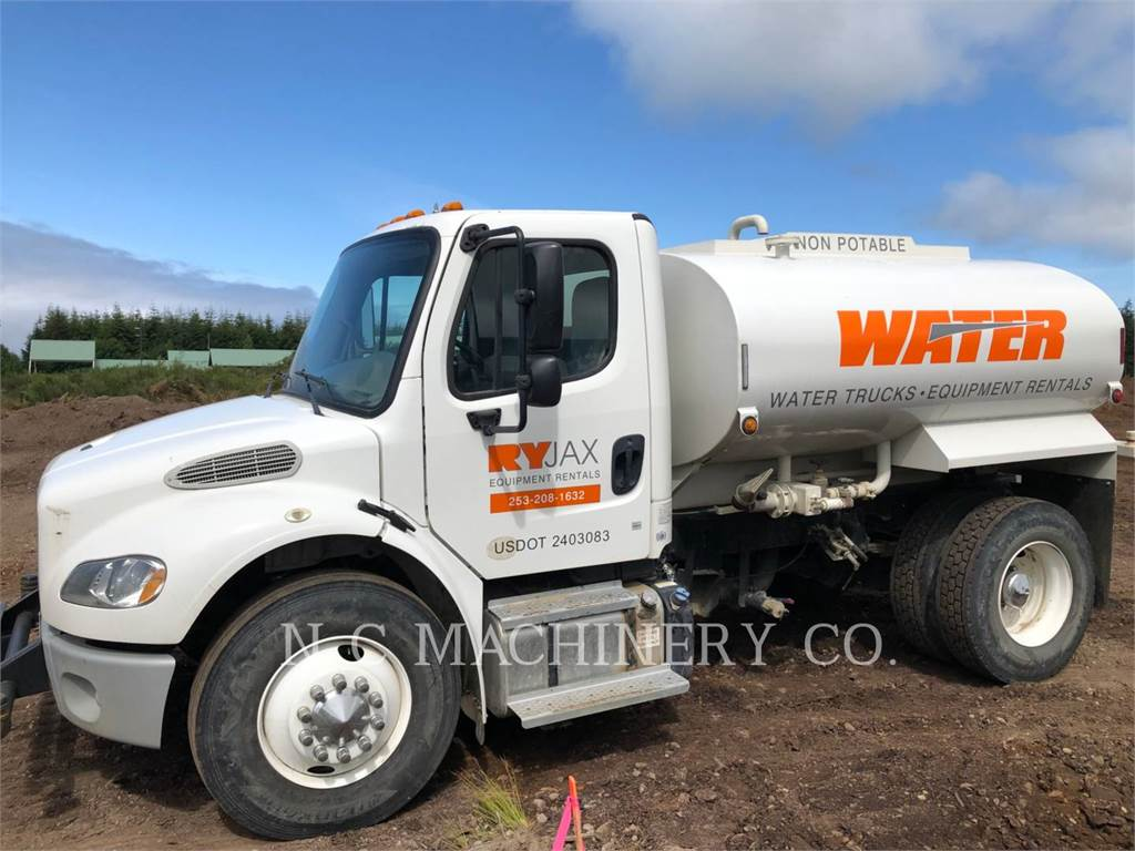Freightliner (OBSOLETE) 2000, Water Tankers, Construction