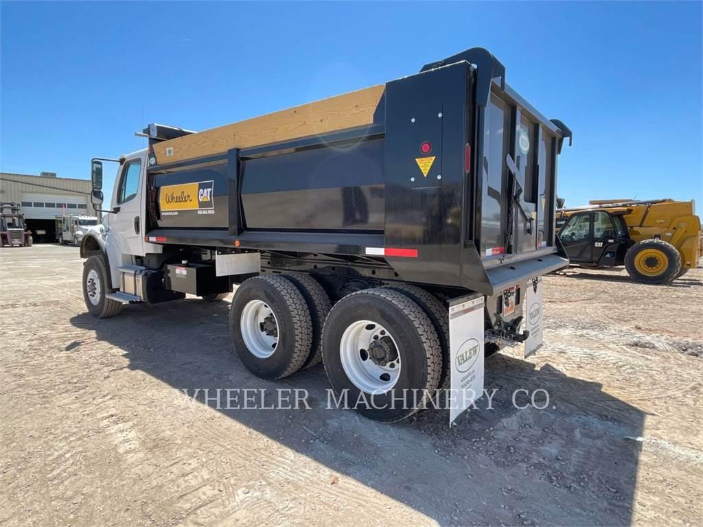 Freightliner (OBSOLETE) DUMP 10 YD, dump trucks, Transport