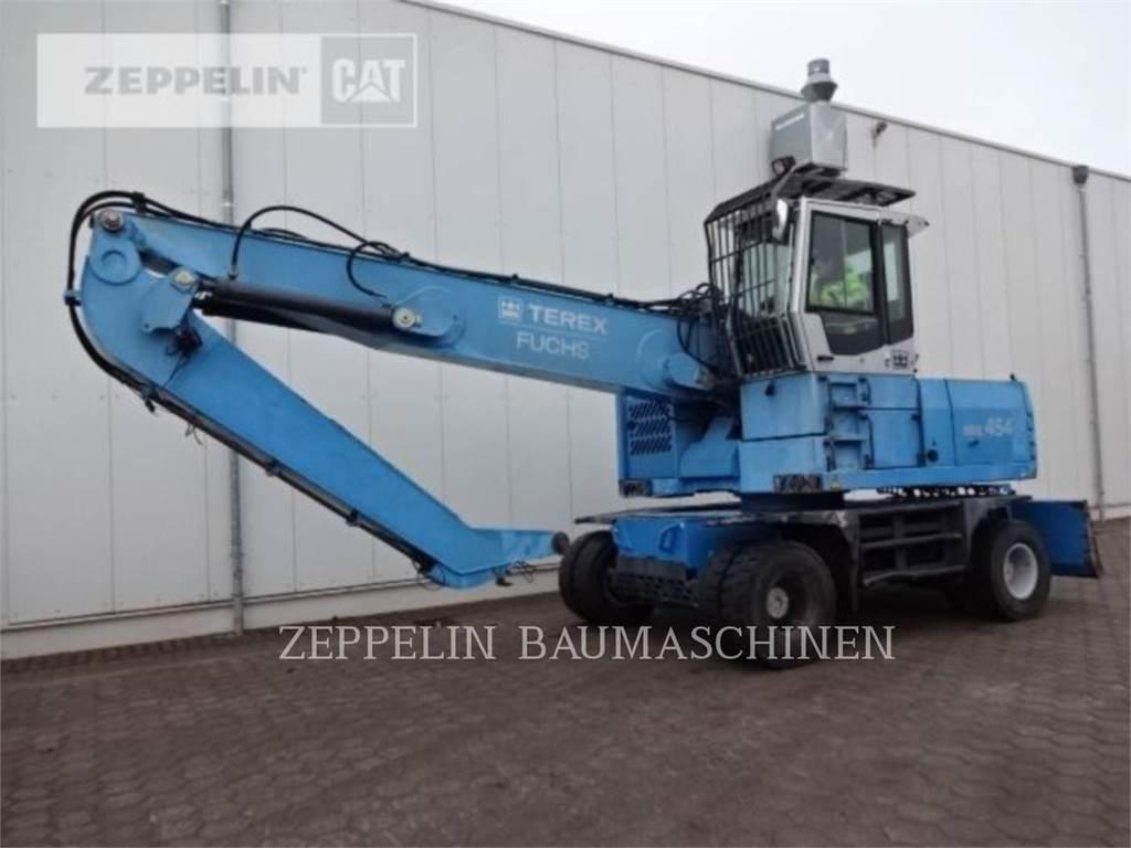 Fuchs MHL454, mobilbagger, Bau-Und Bergbauausrüstung