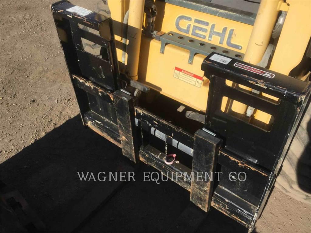 Gehl 4640E, Minicargadoras, Construcción