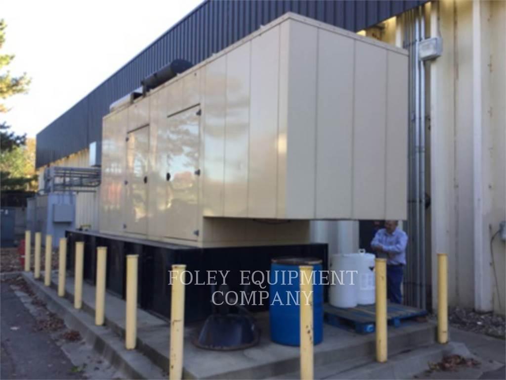 Generac 0A8829EP, Seturi de Generatoare Diesel, Constructii