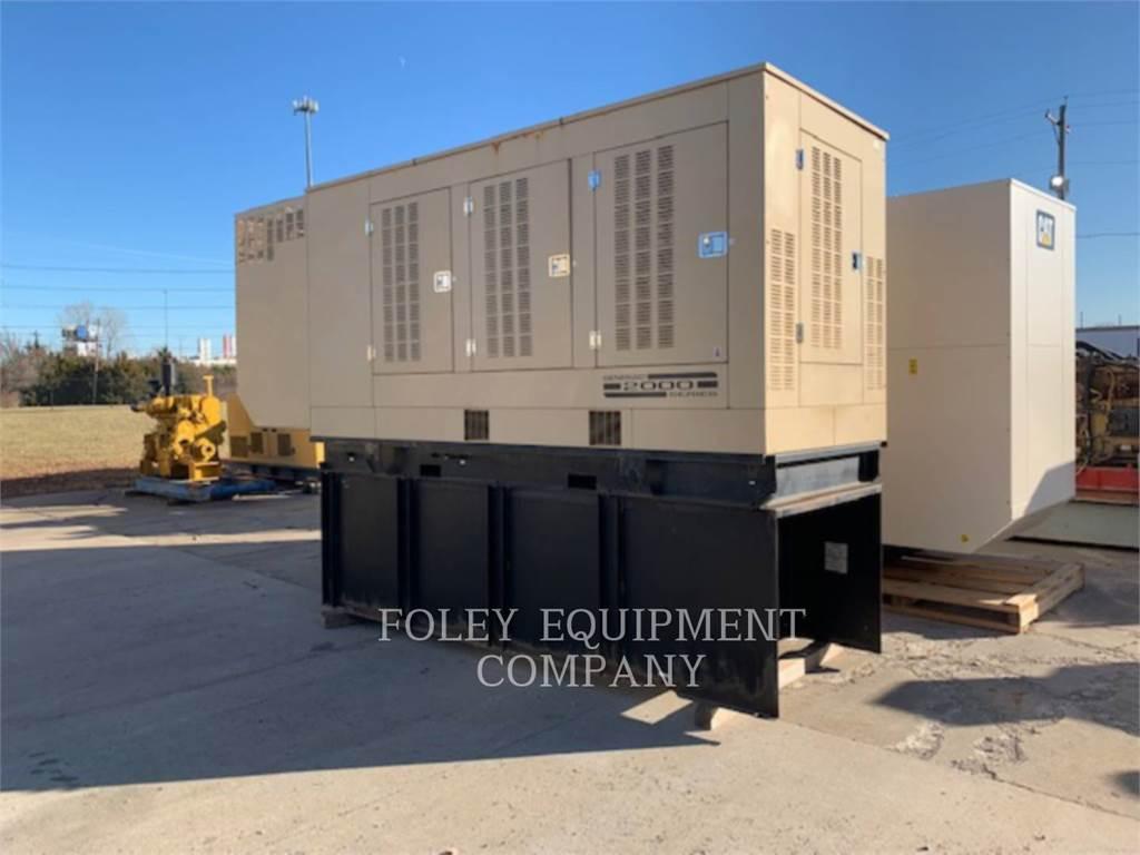 Generac 350KWEP, Stationary Generator Sets, Construction