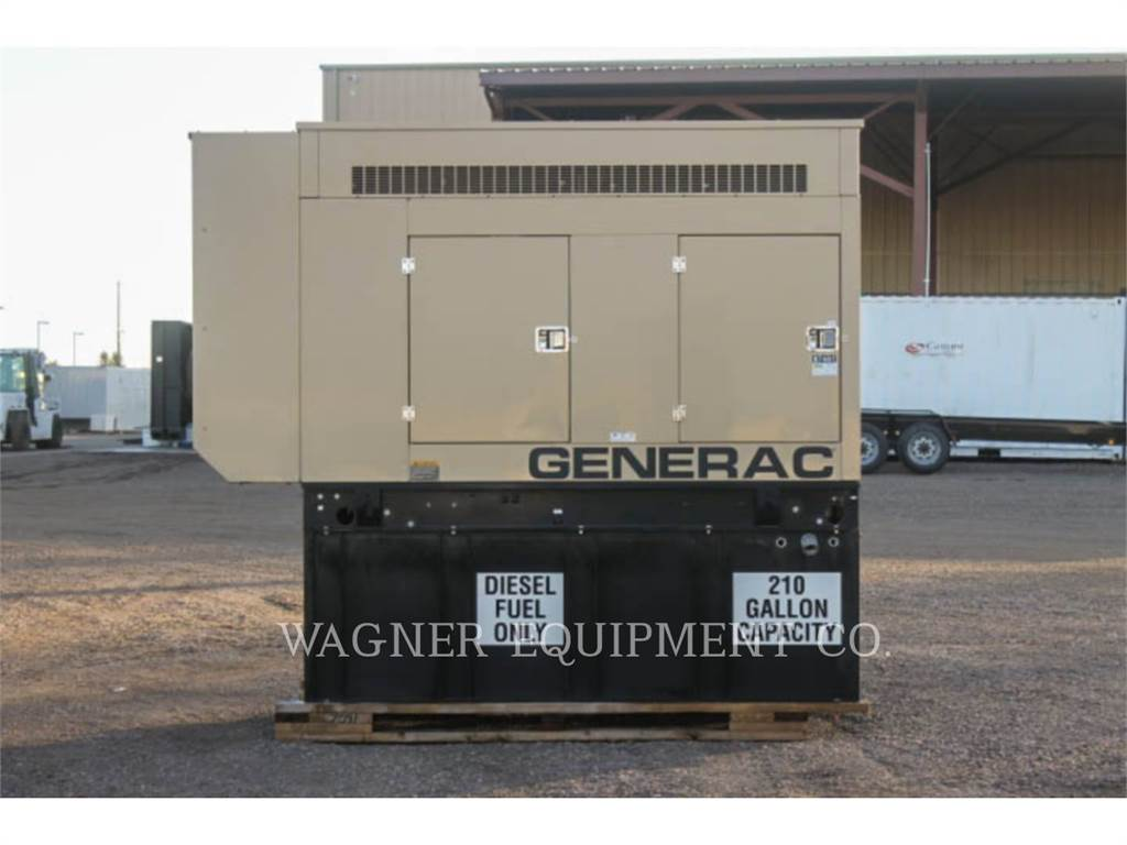 Generac 60KW, Stationary Generator Sets, Construction