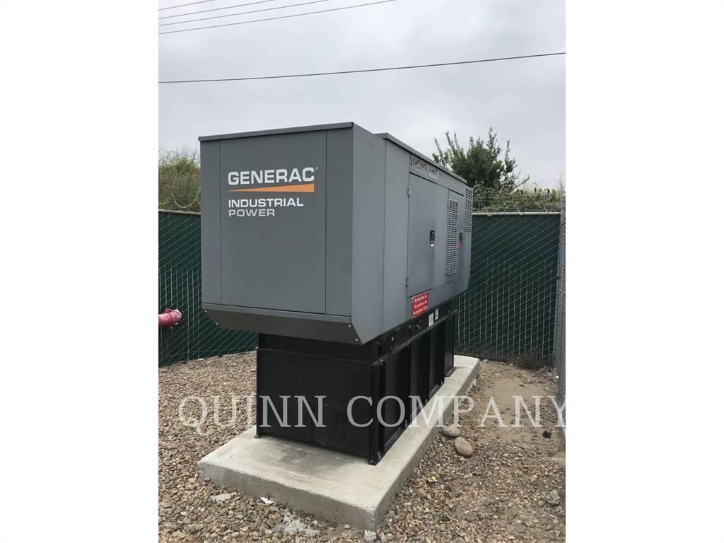 Generac 80KW, Stationary Generator Sets, Construction