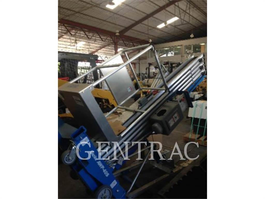 Genie AWP40, Industriemaschinen, Bau-Und Bergbauausrüstung