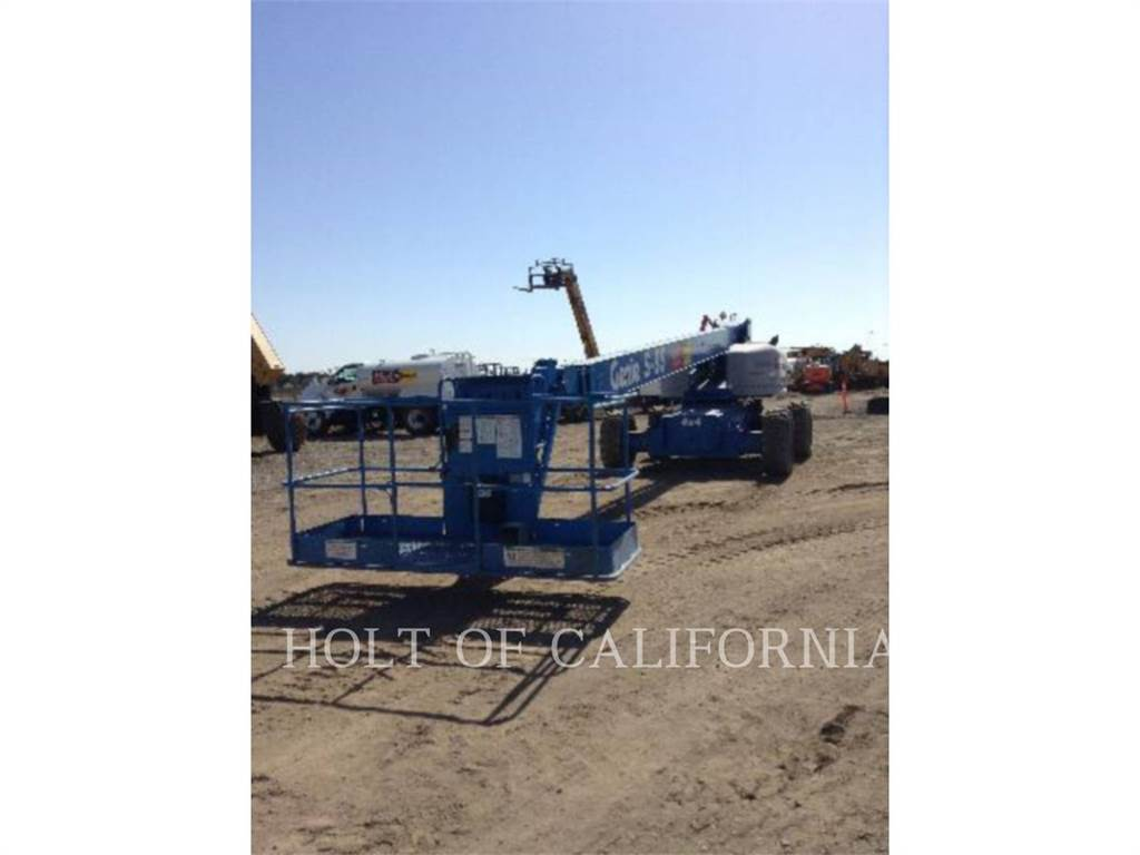 Genie BOOM S85, Articulated boom lifts, Construction