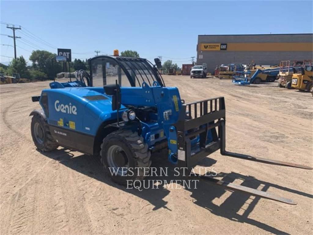 Genie GN GTH-2506, telehandler, Construction