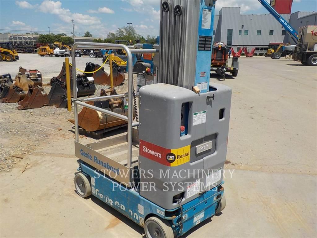 Genie GR20, scheren-hubarbeitsbühne, Bau-Und Bergbauausrüstung
