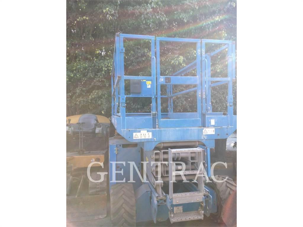 Genie GS-2669, dźwig - nożyce, Sprzęt budowlany