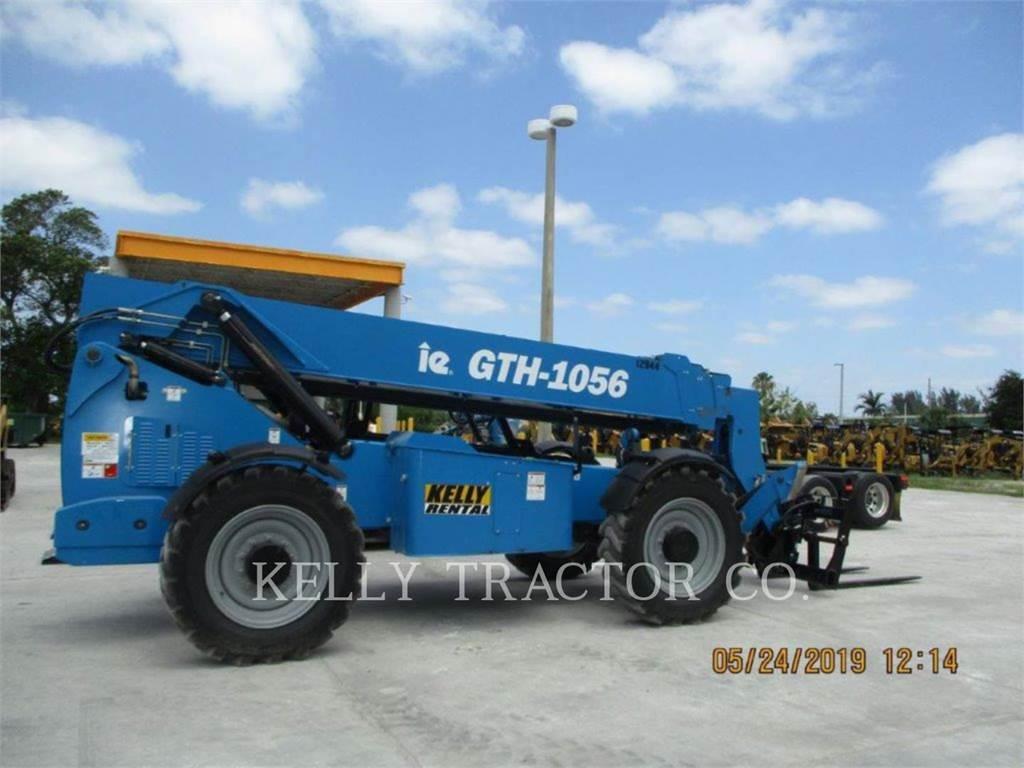 Genie GTH-1056, telehandler, Construction