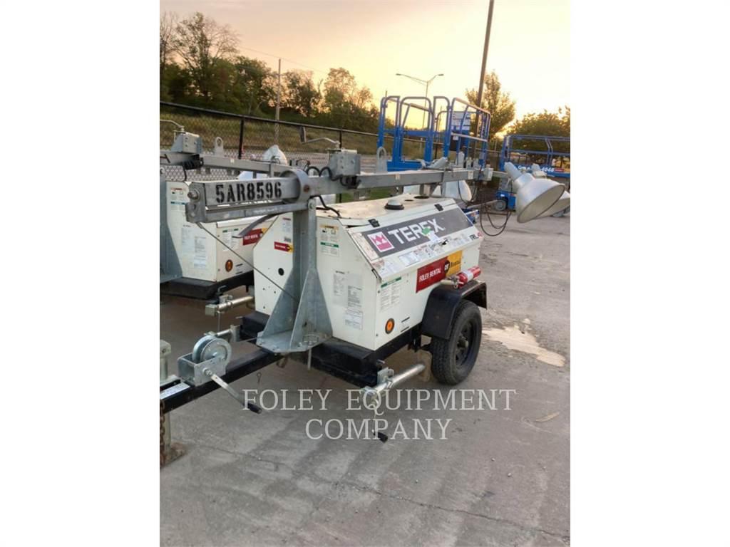 Genie RL4, leichter turm, Bau-Und Bergbauausrüstung