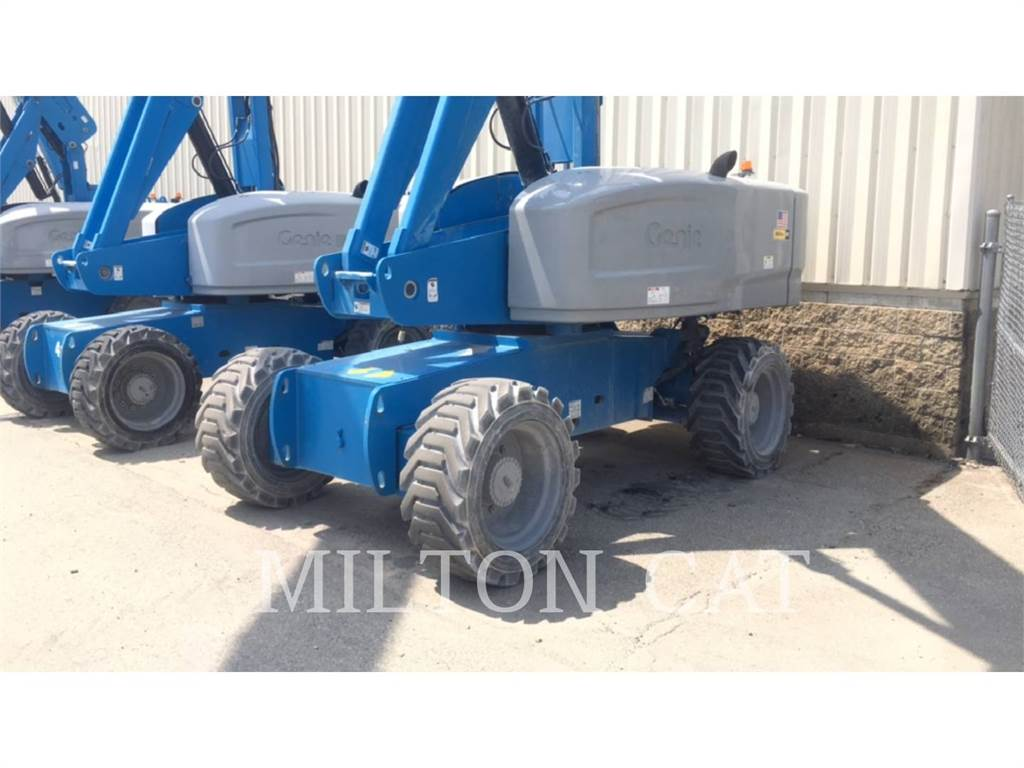 Genie S-85, Articulated boom lifts, Construction