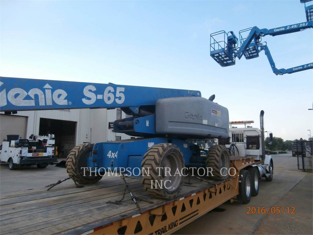 Genie S65G2, Alte ascensoare si platforme, Constructii