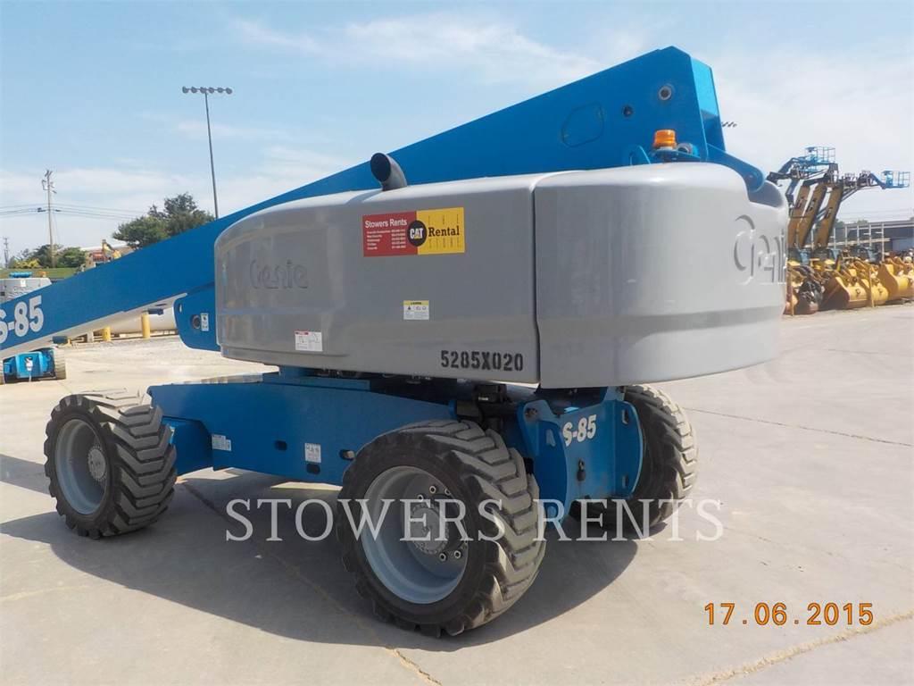 Genie S85DX, Gelenkteleskoparbeitsbühnen, Bau-Und Bergbauausrüstung