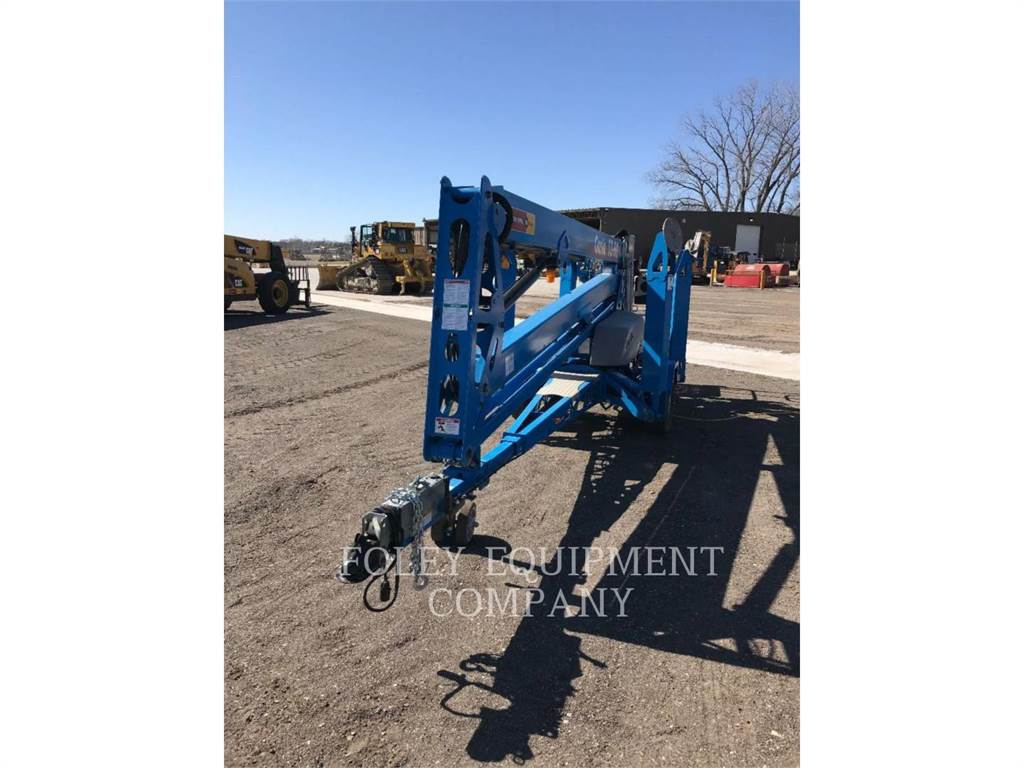 Genie TZ-50/30D, Articulated boom lifts, Construction