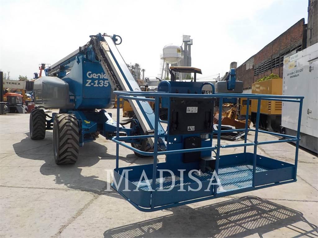 Genie Z135, Gelenkteleskoparbeitsbühnen, Bau-Und Bergbauausrüstung