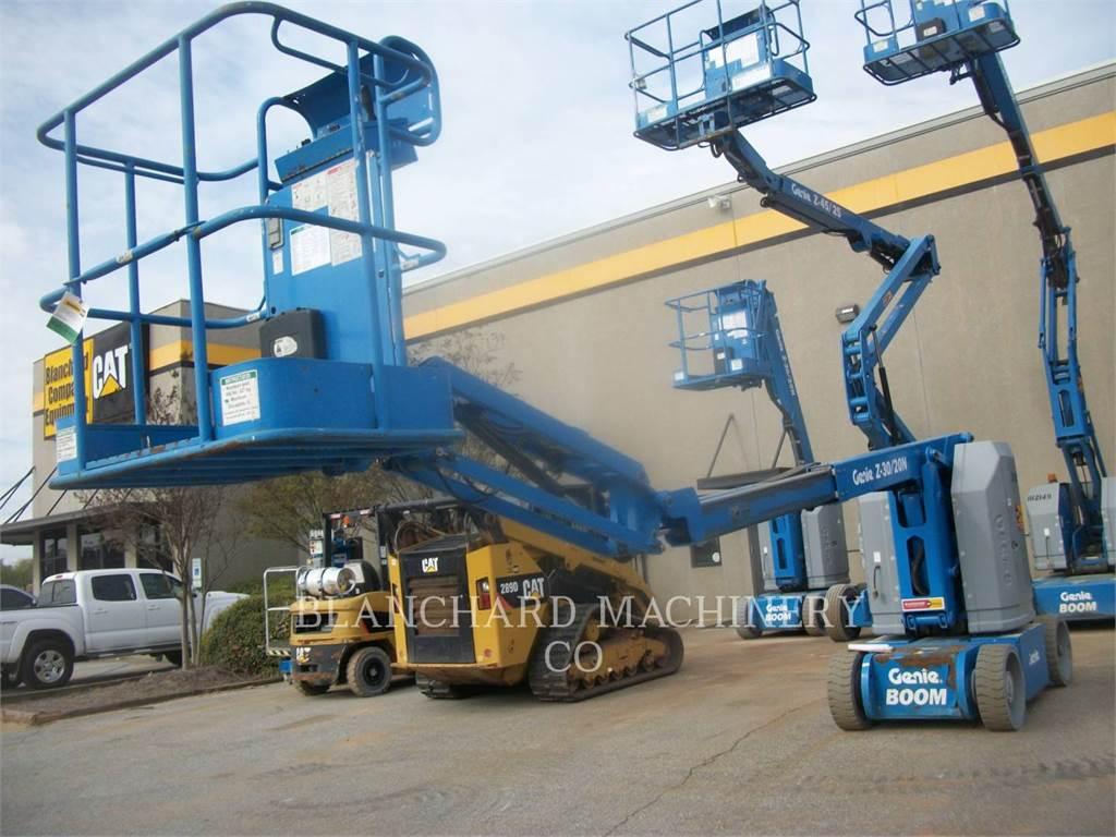 Genie Z30, Elevadores braços articulados, Equipamentos Construção