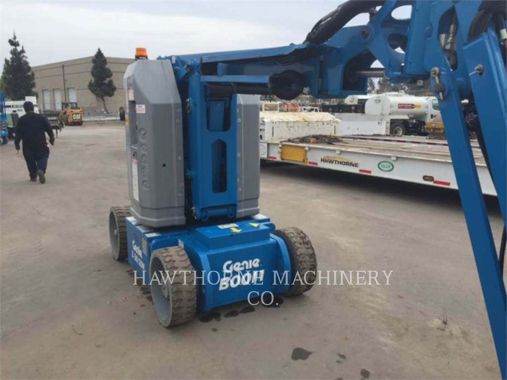 Genie Z30/20NRJ, Articulated boom lifts, Construction