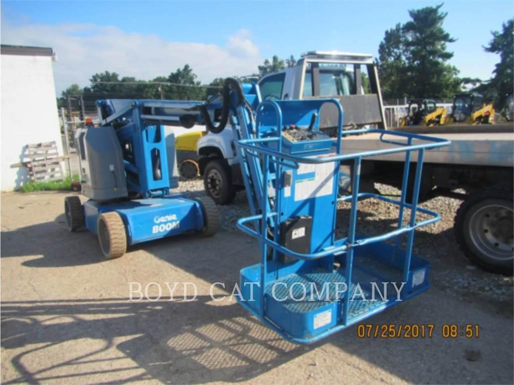 Genie Z34/22NE, Articulated boom lifts, Construction