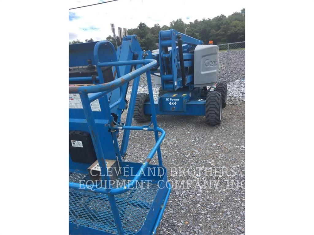 Genie Z45-25, Gelenkteleskoparbeitsbühnen, Bau-Und Bergbauausrüstung