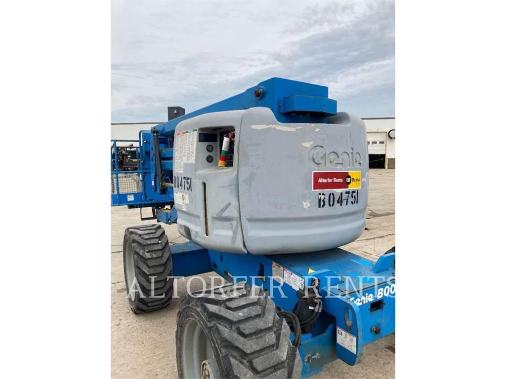 Genie Z45/25, Gelenkteleskoparbeitsbühnen, Bau-Und Bergbauausrüstung