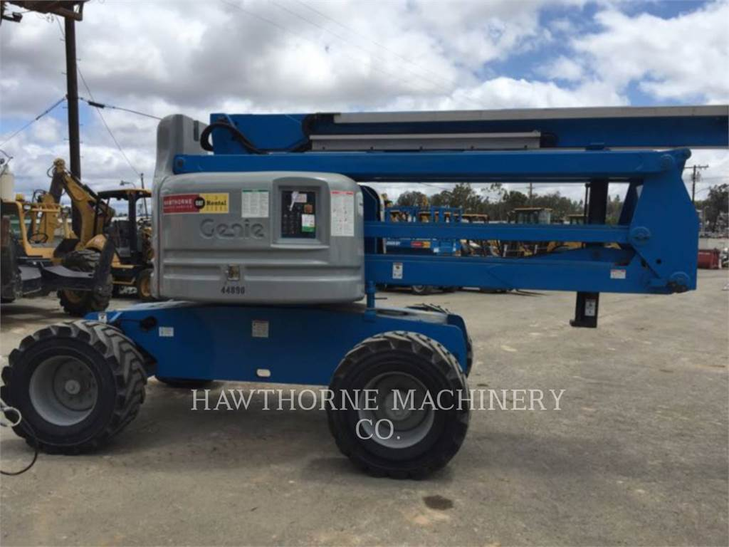 Genie Z60, Articulated boom lifts, Construction