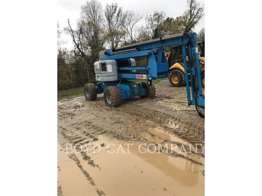 Genie Z60/34 4WD G84, Articulated boom lifts, Construction