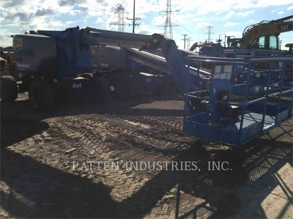 Genie Z62, Articulated boom lifts, Construction