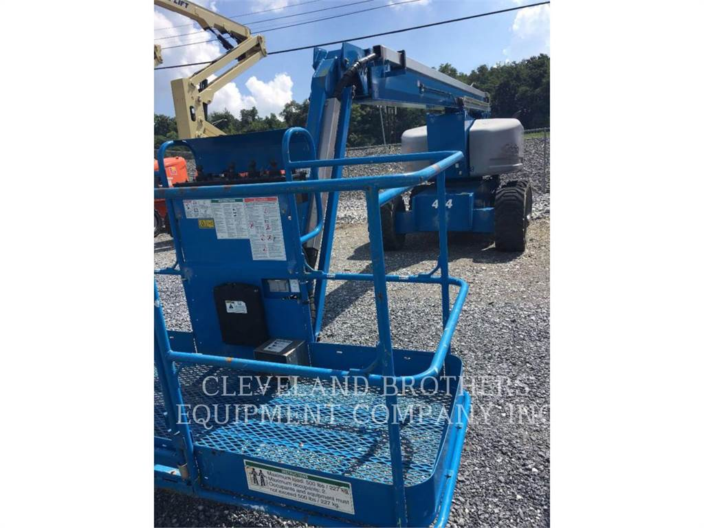 Genie Z80-60, Articulated boom lifts, Construction