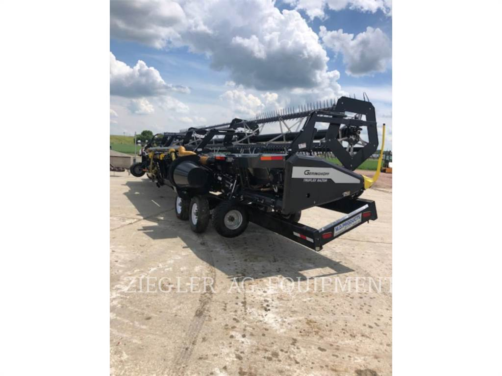 Geringhoff TFR40, Harvester Headers, Agriculture