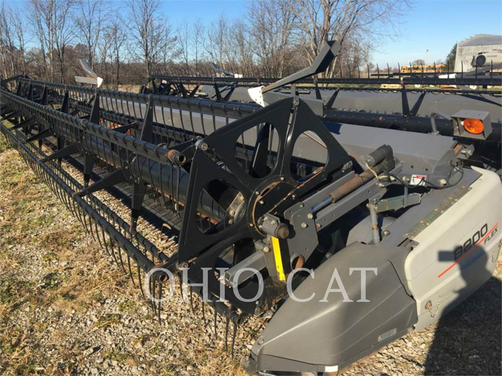 Gleaner 8200T-30, combines, Agriculture