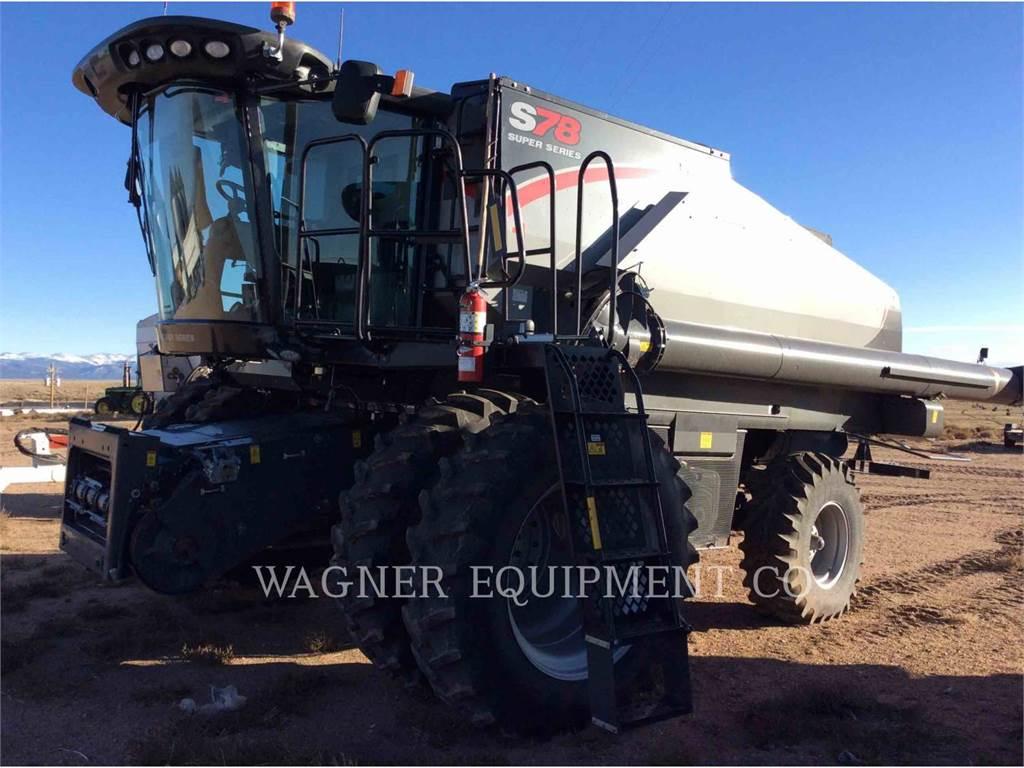 Gleaner GLS78, combinazioni, Agricoltura