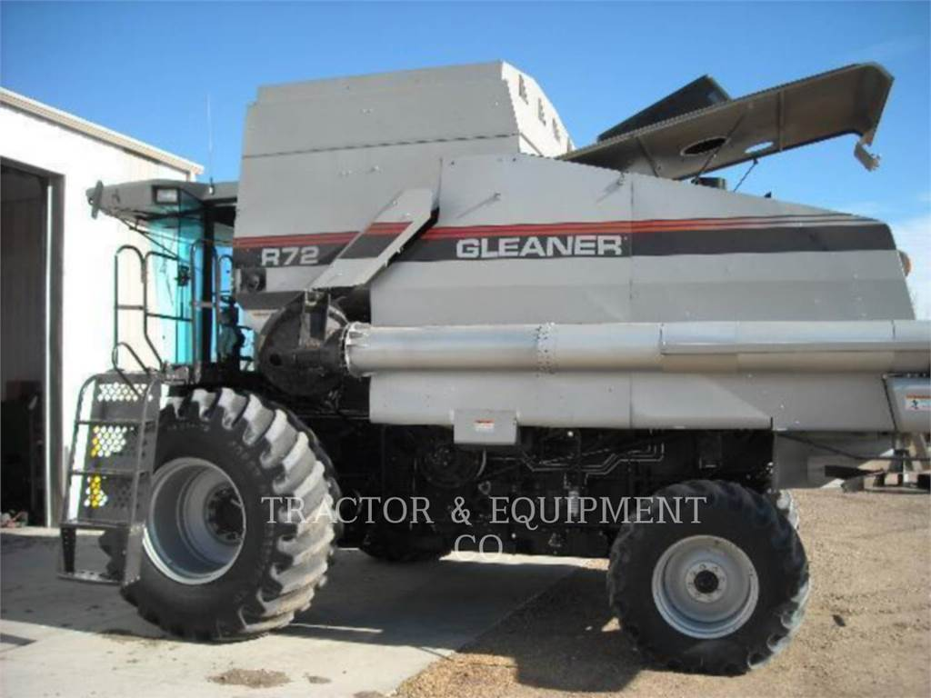 Gleaner R72, combines, Agriculture