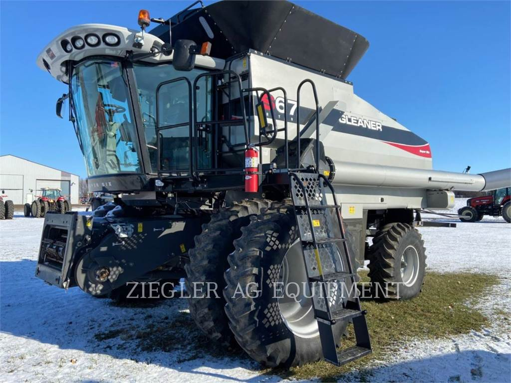 Gleaner S67, combines, Agriculture