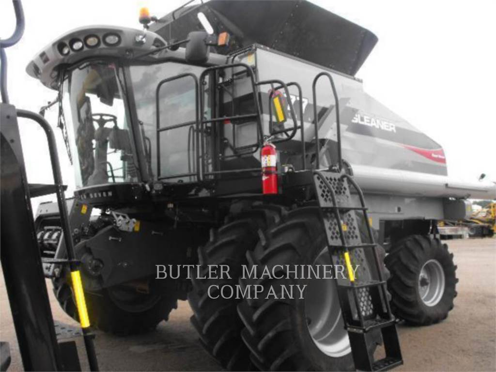Gleaner S77 CP, combinados, Agricultura