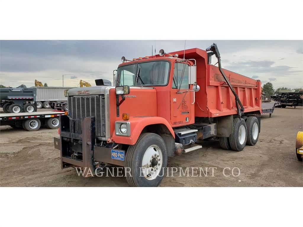 GMC C3500, muldenkipper, LKW/Transport
