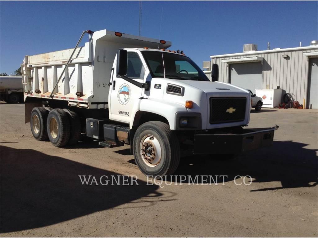 GMC C8500, ciężarówki drogowe, Transport