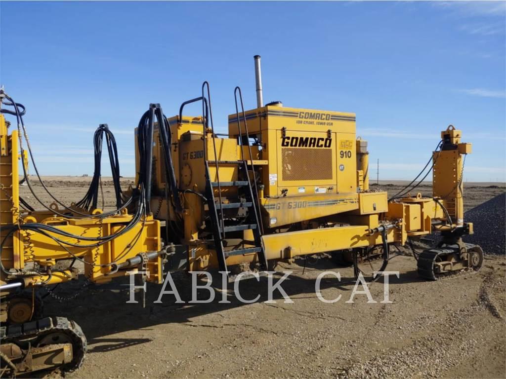 Gomaco 6300, Strassenfertiger, Bau-Und Bergbauausrüstung